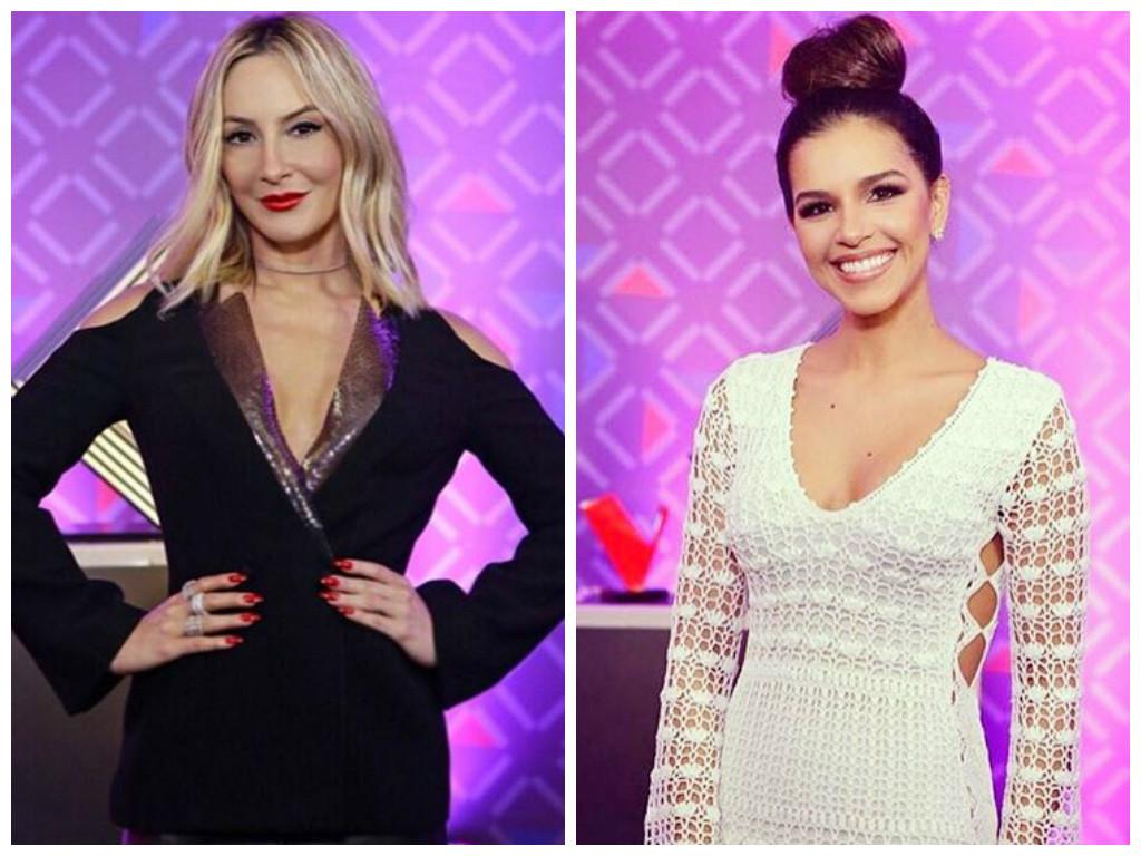 Confira marcas dos looks de Claudia Leitte e Mariana Rios no 'The Voice Brasil'