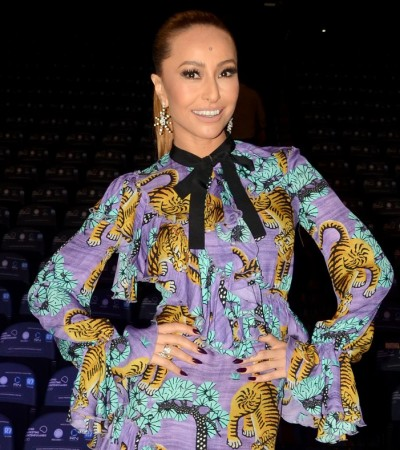 Sabrina Sato usa look Gucci de R$ 12 mil em premiação