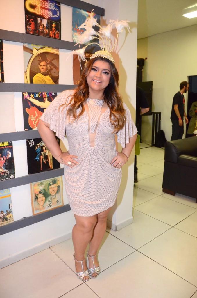 Preta Gil (AgNews)