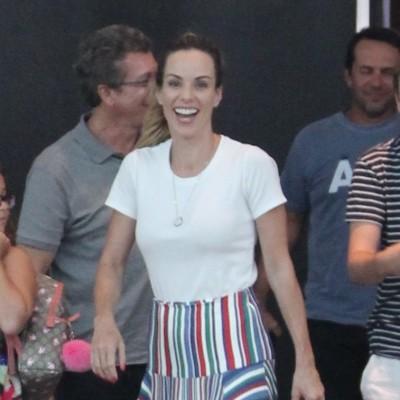 Ana Furtado e Leticia Colin investem em listras