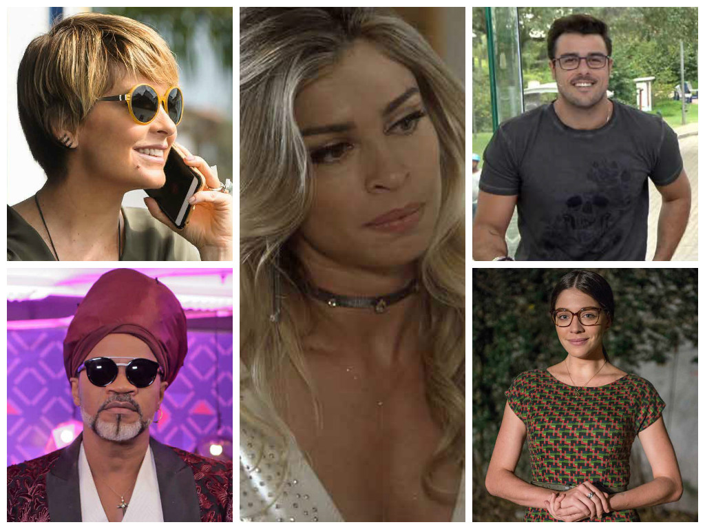 Acessórios queridinhos da Globo (Fotos: TV Globo/Divulgação)