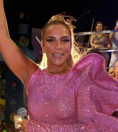 Qual cantora se vestiu melhor nos trios de Salvador?