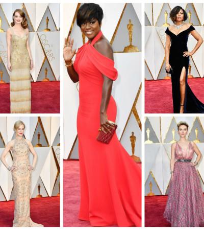 Oscar 2017: erros e acertos nos looks do tapete vermelho