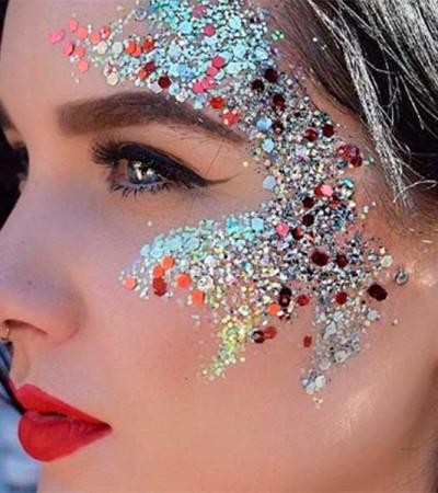 10 ideias fáceis de maquiagem para o Carnaval