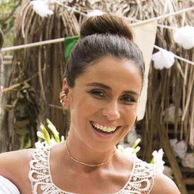 Descubra marca do piercing da Giovanna Antonelli em 'Sol Nascente'