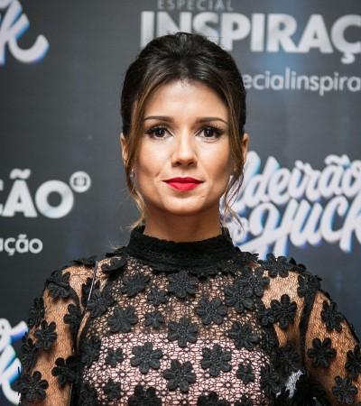 Veja looks de Angélica, Paula Fernandes e mais famosas na gravação de especial do 'Caldeirão'