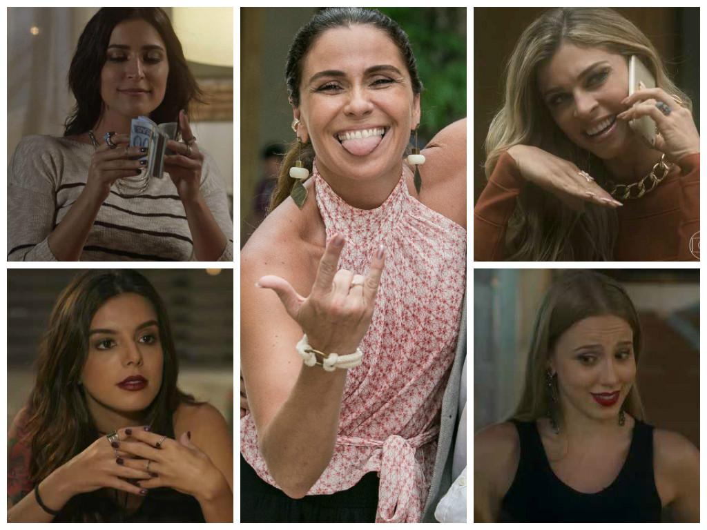 De Gio Antonelli a Grazi Massafera: veja detalhes dos cosméticos mais pedidos da Globo