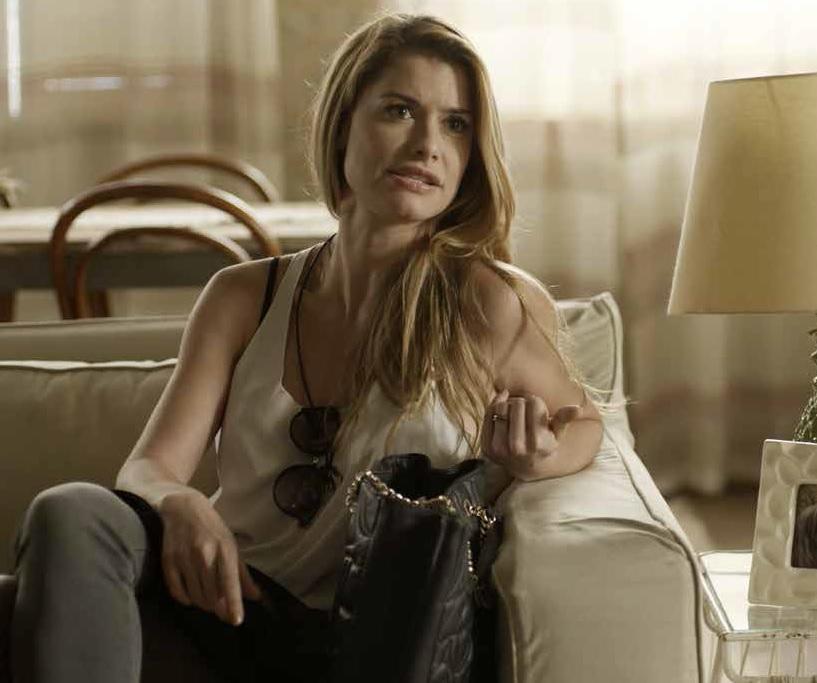 Alinne Moraes (Foto: TV Globo/Divulgação)