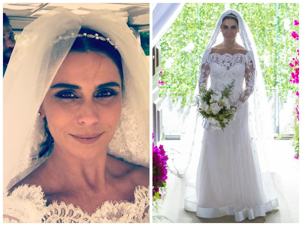 Giovanna Antonelli (Fotos:Instagram/Reprodução - Felipe Monteiro/Gshow/Reprodução)