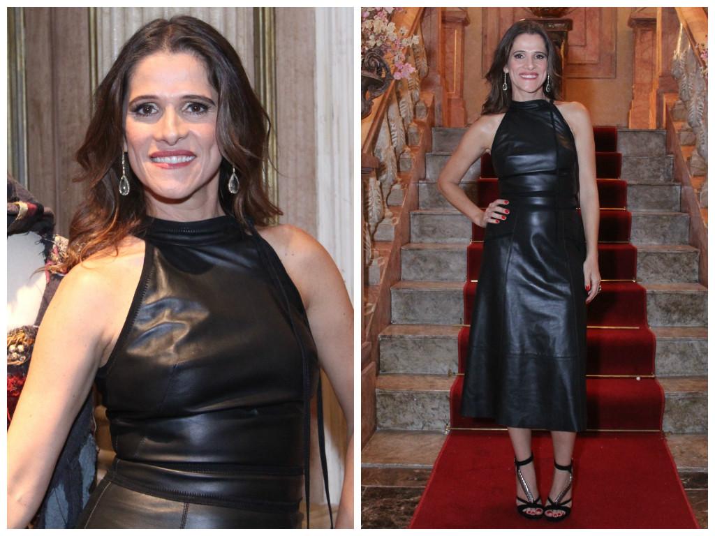 Ingrid Guimarães (Fotos: Wallace Barbosa/AgNews)