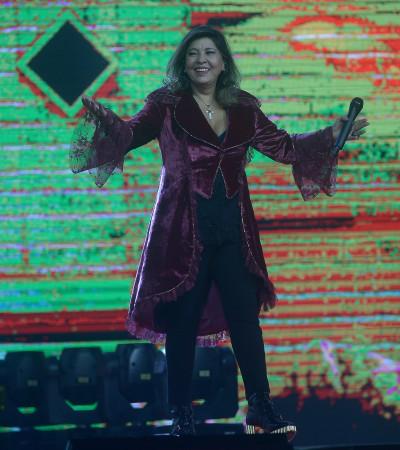 Sertanejas apostam em brilho para gravar DVD com Roberta Miranda