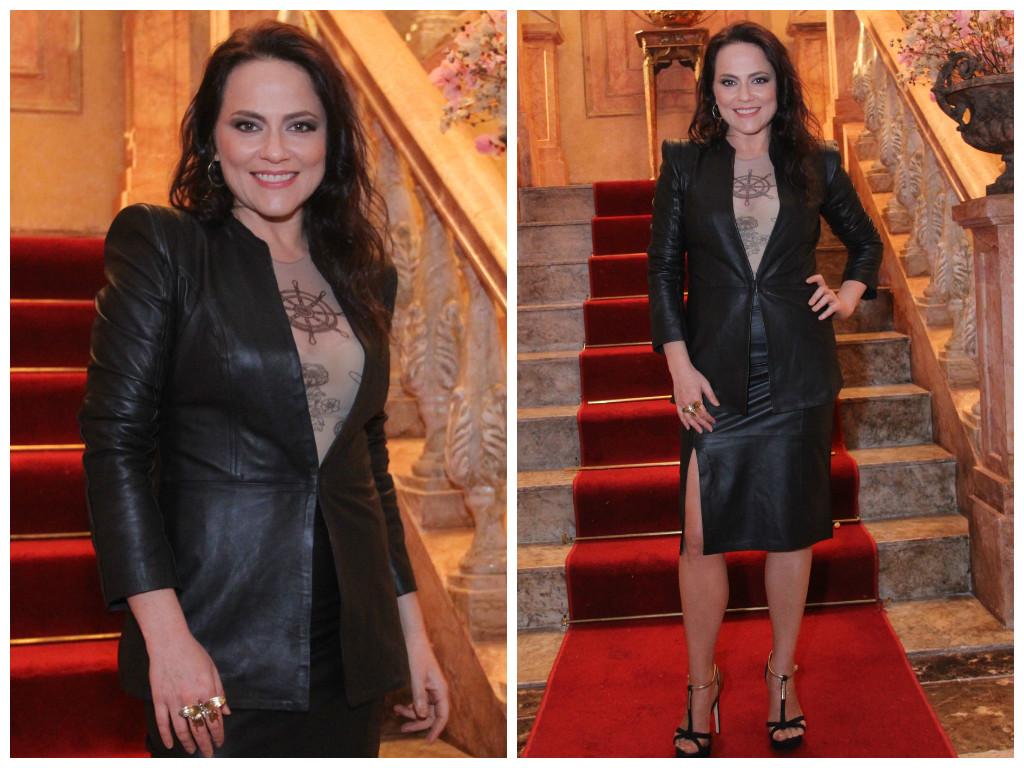 Viviane Pasmanter (Fotos: Wallace Barbosa/AgNews)
