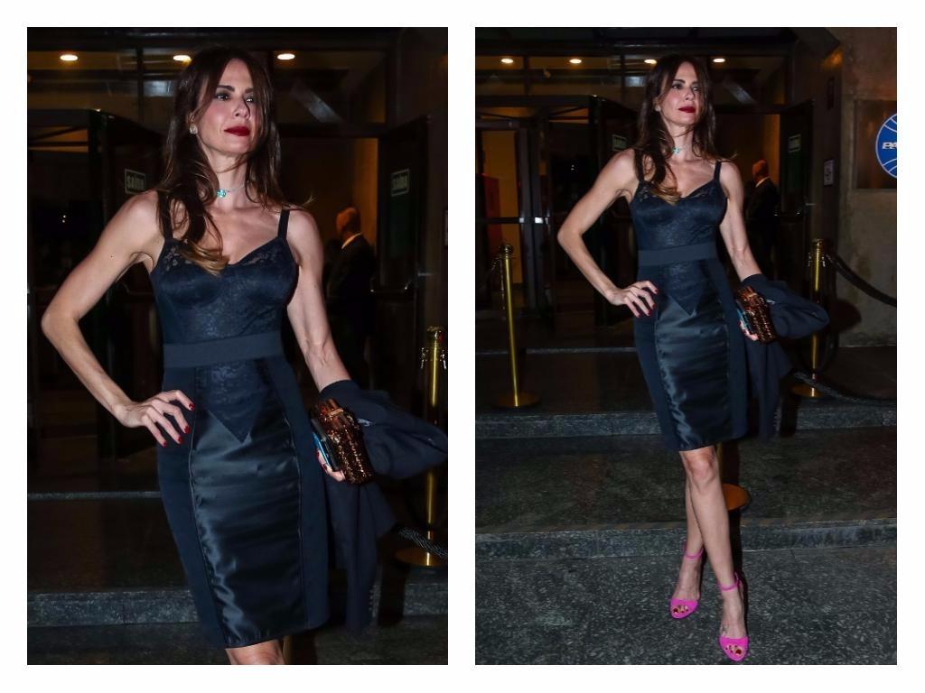 Luciana Gimenez (Fotos: Raphael Castello/AgNews)