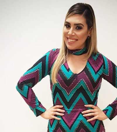 2be91f04fa699 4 famosas e 1 vestido  Sophia Abrahão, Naiara Azevedo e mais 2 repetem look