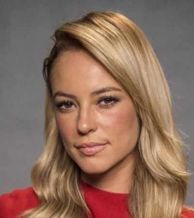 Bis: cabelo de Paolla Oliveira lidera ranking da Globo