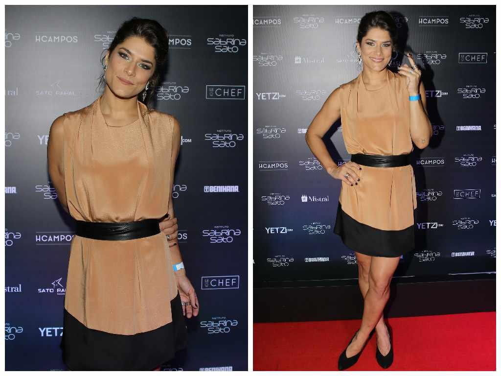 Priscila Fantin (Fotos: Thiago Duran/AgNews)
