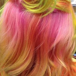 Starburst hair: a nova tendência é inspirada na bala
