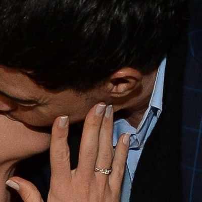 É o Amor! Zezé Di Camargo dá anel de R$ 5,4 mil a Graciele Lacerda