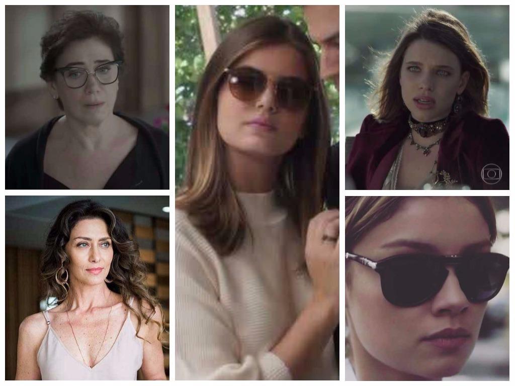 Acessórios de Camila Queiroz são mais pedidos da Globo