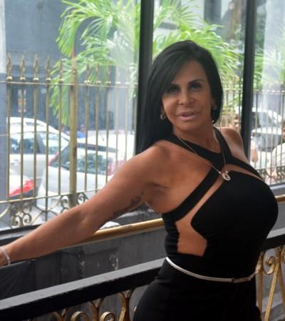 Gretchen, Sandy: veja quem ousou com pretos nada básicos