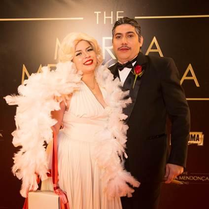Marilia Mendonça e o noivoYugnir José (Foto: Divulgação)