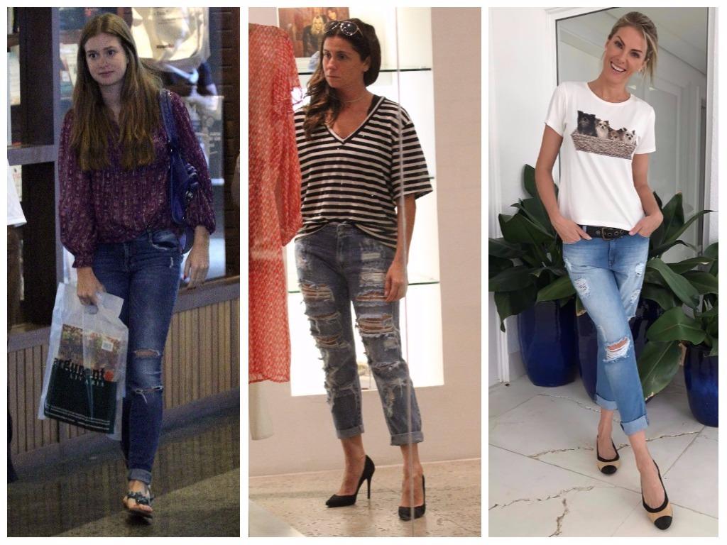 Marina Ruy Barbosa, Giovanna Antonelli e Ana Hickmann (Fotos: AgNews - Instagram/Reprodução)