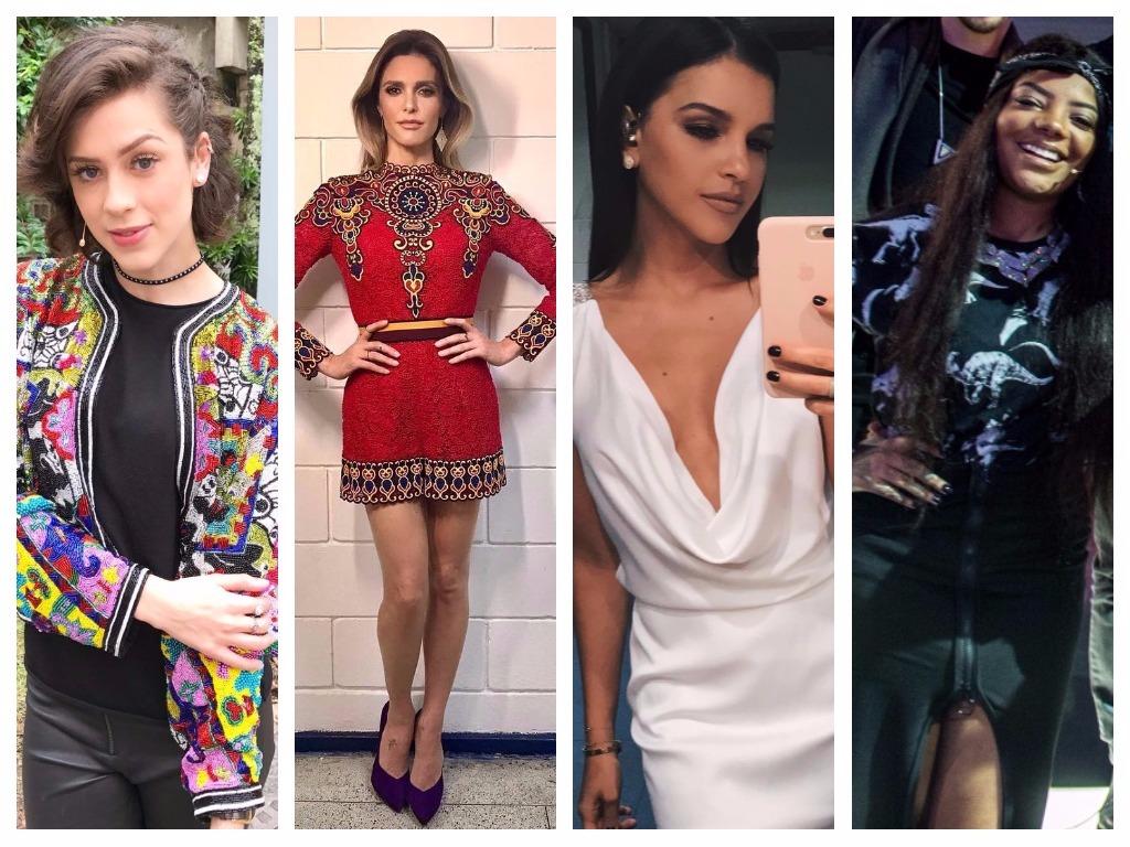 'PopStar': Veja looks de Fernanda Lima e mais famosas