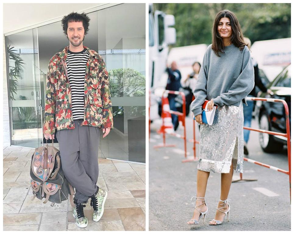 Como ficar fashion usando moletom?