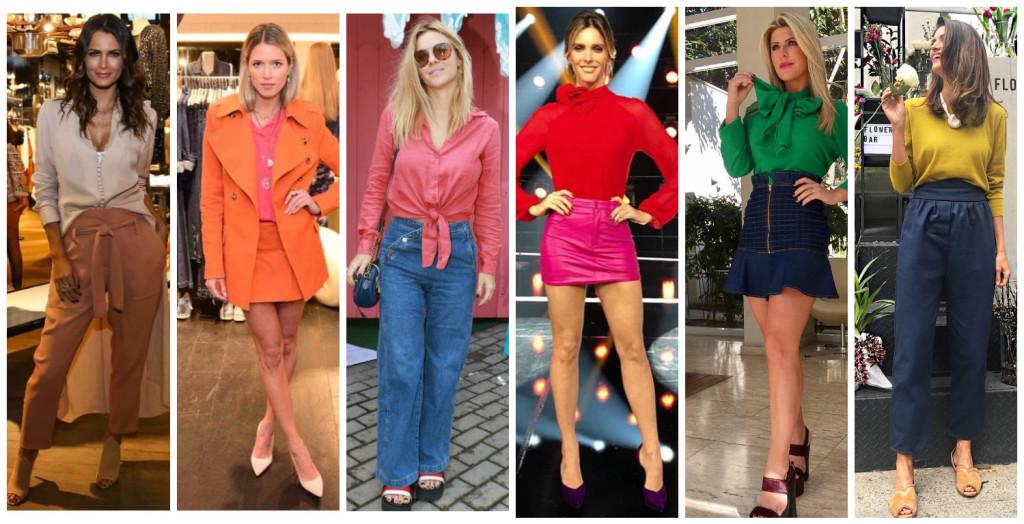 Tonalismo: veja 8 famosas que já apostam no novo color block