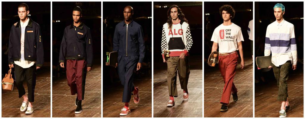 À La Garçonne: street, alfaiataria, jaquetas, camisetas, camisas (Leo Franco/AgNews)