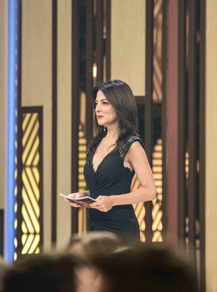 Ana Paula Padrão (Foto: Leo Franco/AgNews)