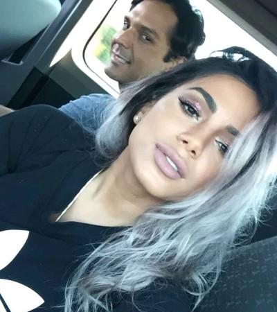 Peruca!!! Anitta posta foto com os fios platinados