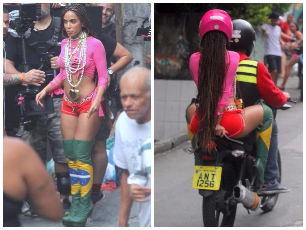 Anitta (Fotos: AgNews)