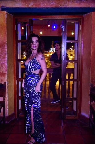 Cleo Pires na campanha da Triton (Foto: Yuri Sardenberg e Ana Monteiro/Divulgação)