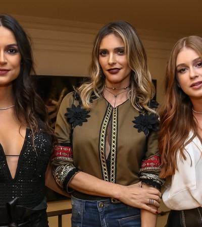 P&B: Marina Ruy Barbosa veste look soft rocker de R$ 5,7 mil