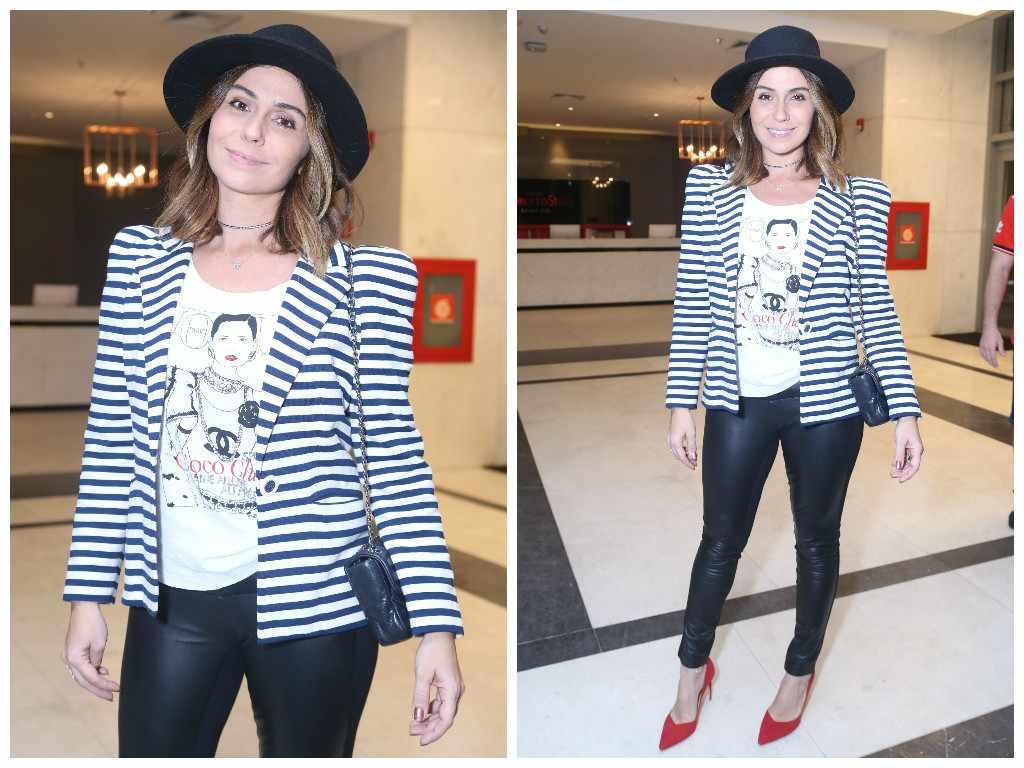 Giovanna Antonelli (Fotos: Anderson Borde/AgNews)