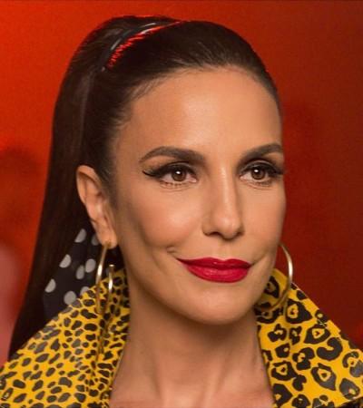 À Vontade: Ivete Sangalo usa looks com estilo dos anos 50