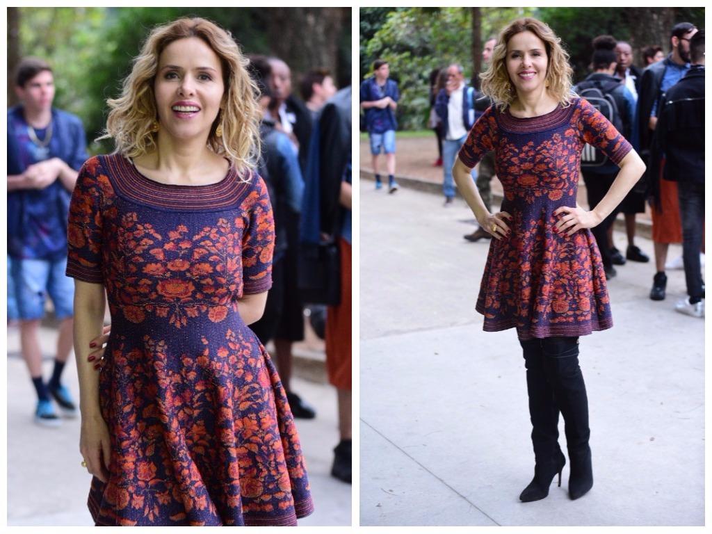 Leona Cavalli (Fotos: Leo Franco/AgNews)