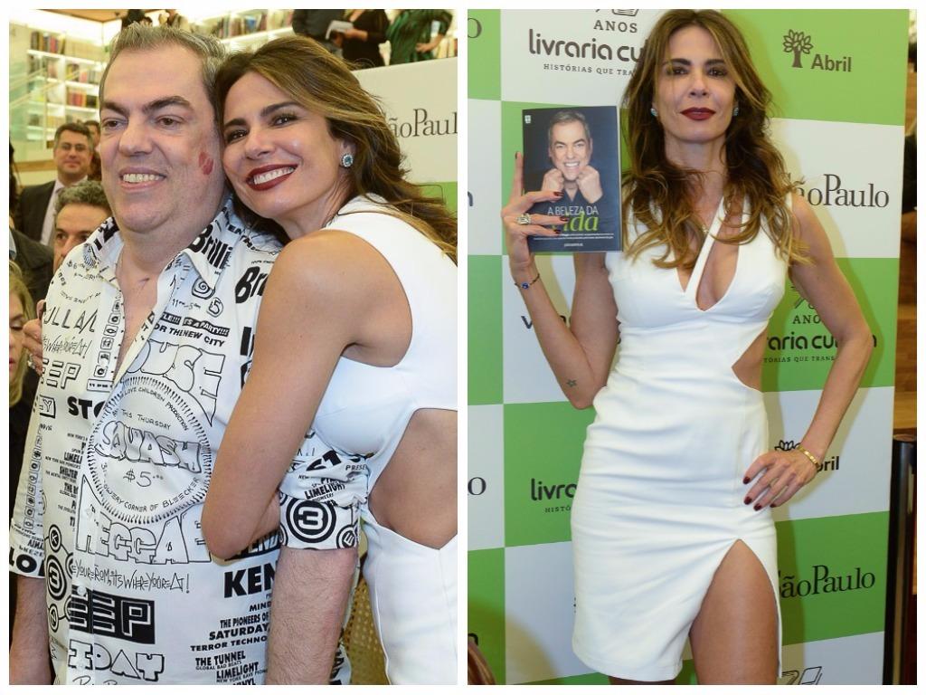 Luciana Gimenez (Fotos: Francisco Cepeda/AgNews)