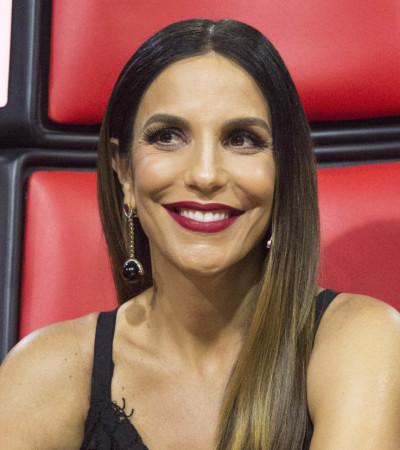 """Ivete Sangalo investe em grifes nacionais no """"The Voice"""""""