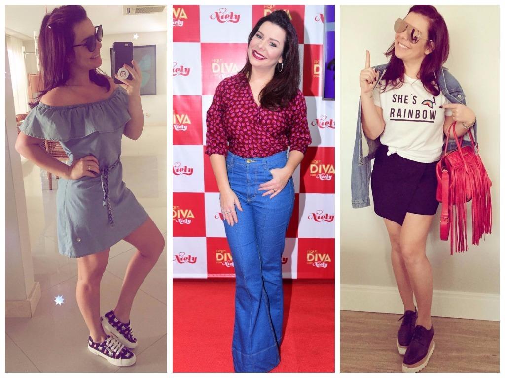 3 looks da Fernanda Souza para se inspirar (Fotos: Instagram/Reprodução - AgNews)