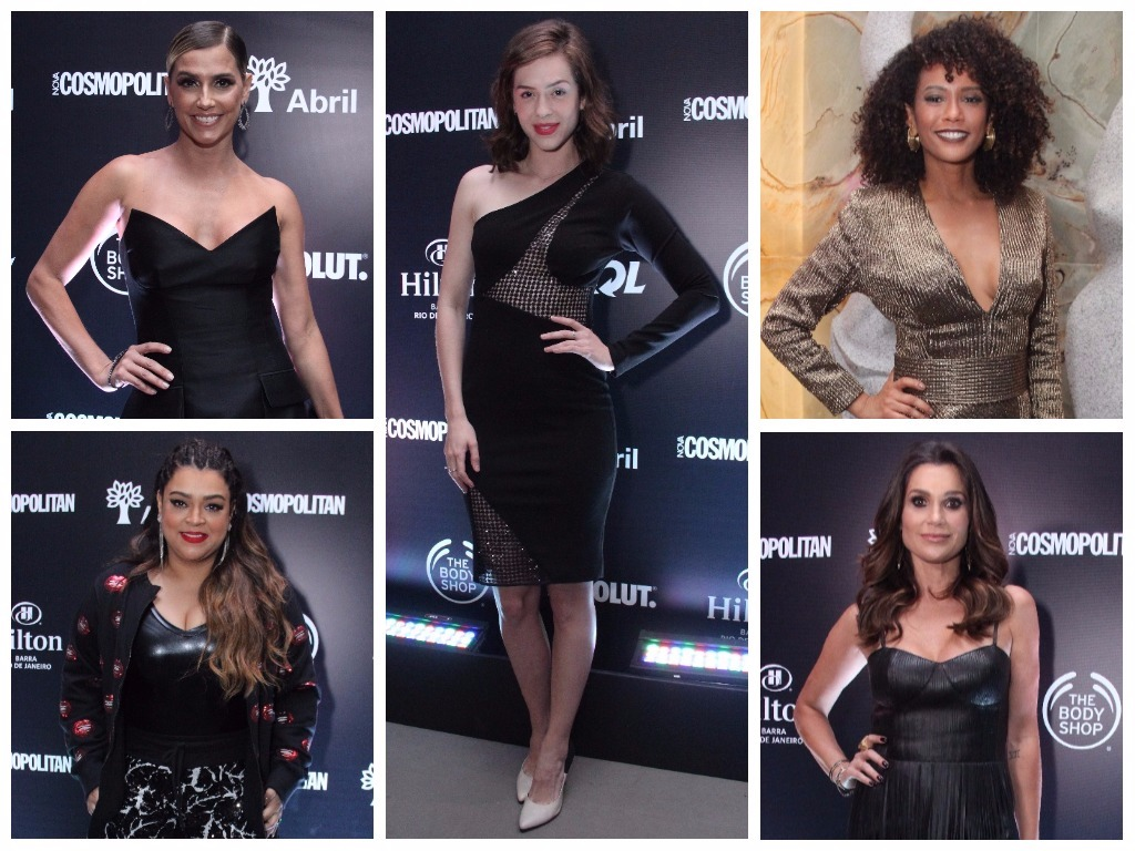Looks das famosas (Fotos: Wallace Barbosa/AgNews)