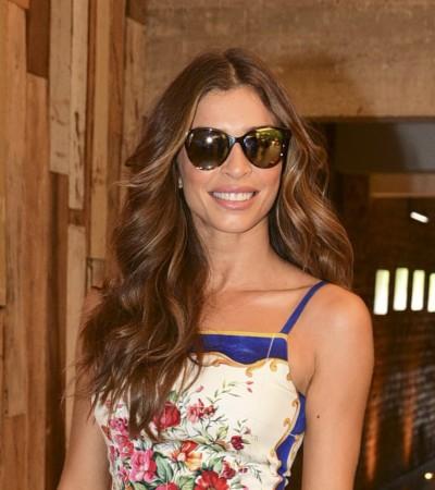 Grazi Massafera lança linha de óculos com saia de R$ 7,4 mil