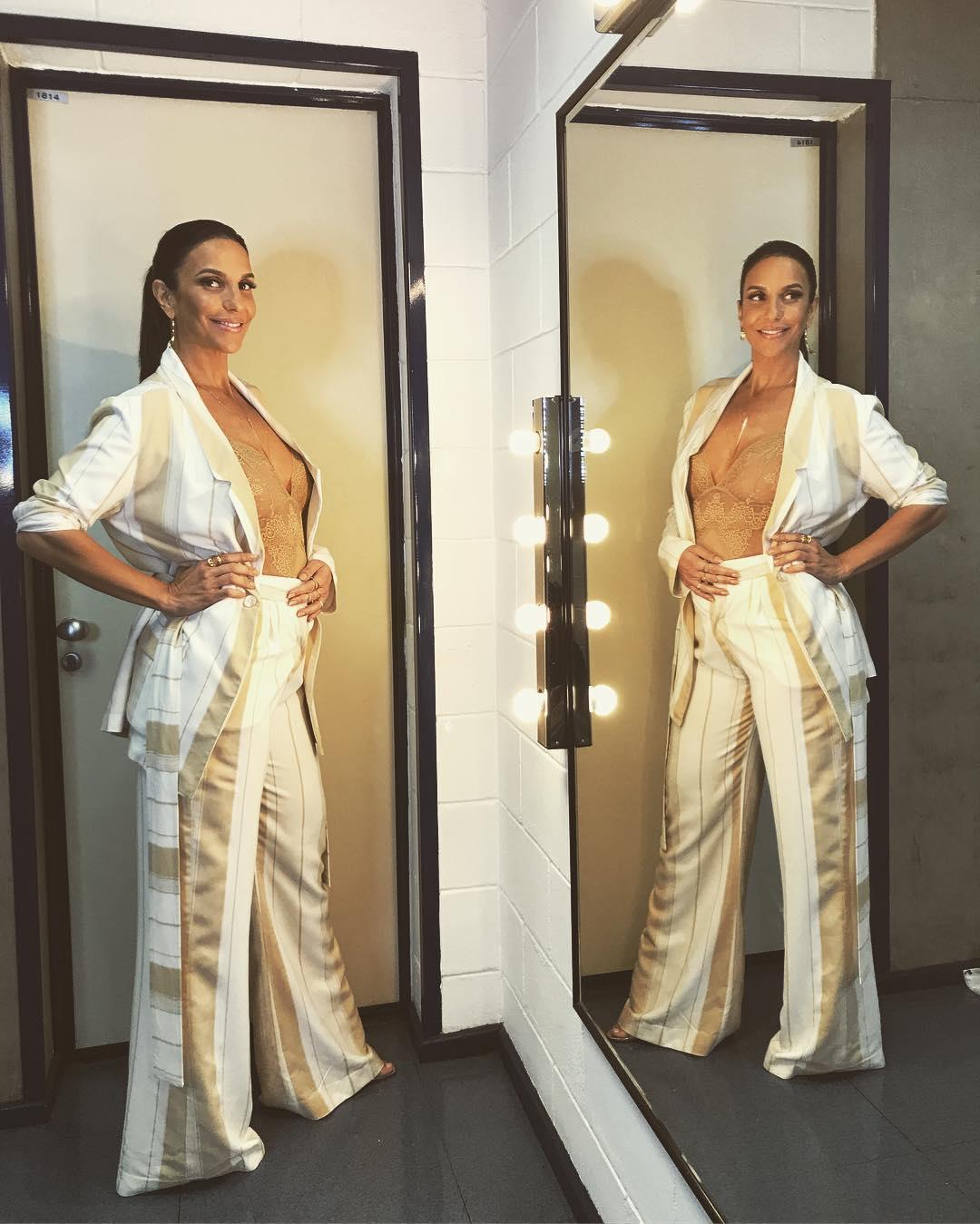 Ivete Sangalo grávida: fashion (Foto: Reprodução/Instagram)