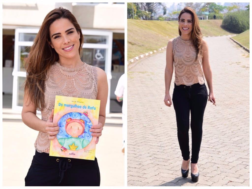 Wanessa Camargo (Fotos: Leo Faria/AgNews)