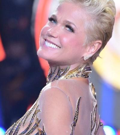 "Xuxa usa look de R$ 12 mil na final de ""Dancing Brasil"""