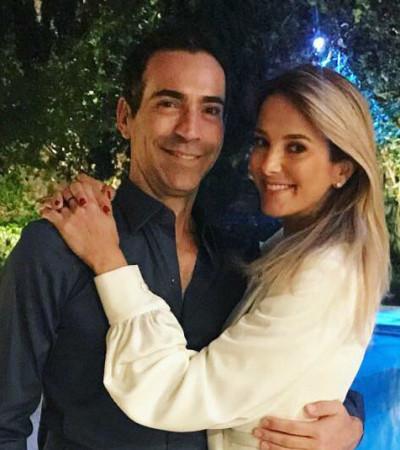 Vestido pré-casamento de Tici Pinheiro custa R$ 3,8 mil