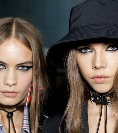 Tendências de maquiagem de Paris