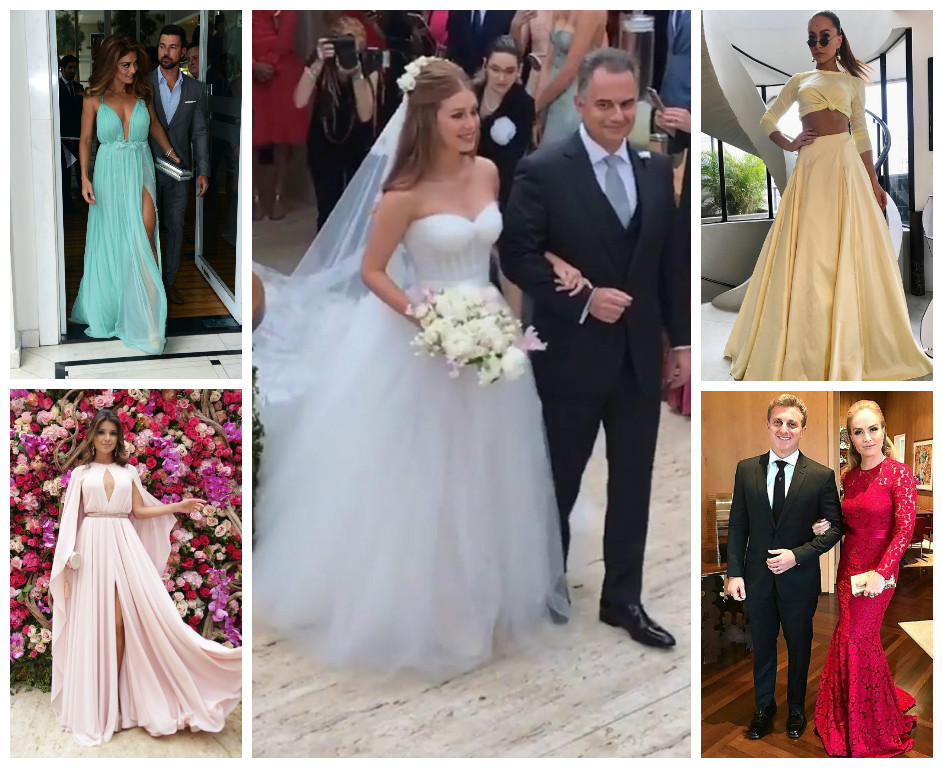 Casamento de Marina Ruy Barbosa (Fotos: AgNews/Reprodução/Instagram)