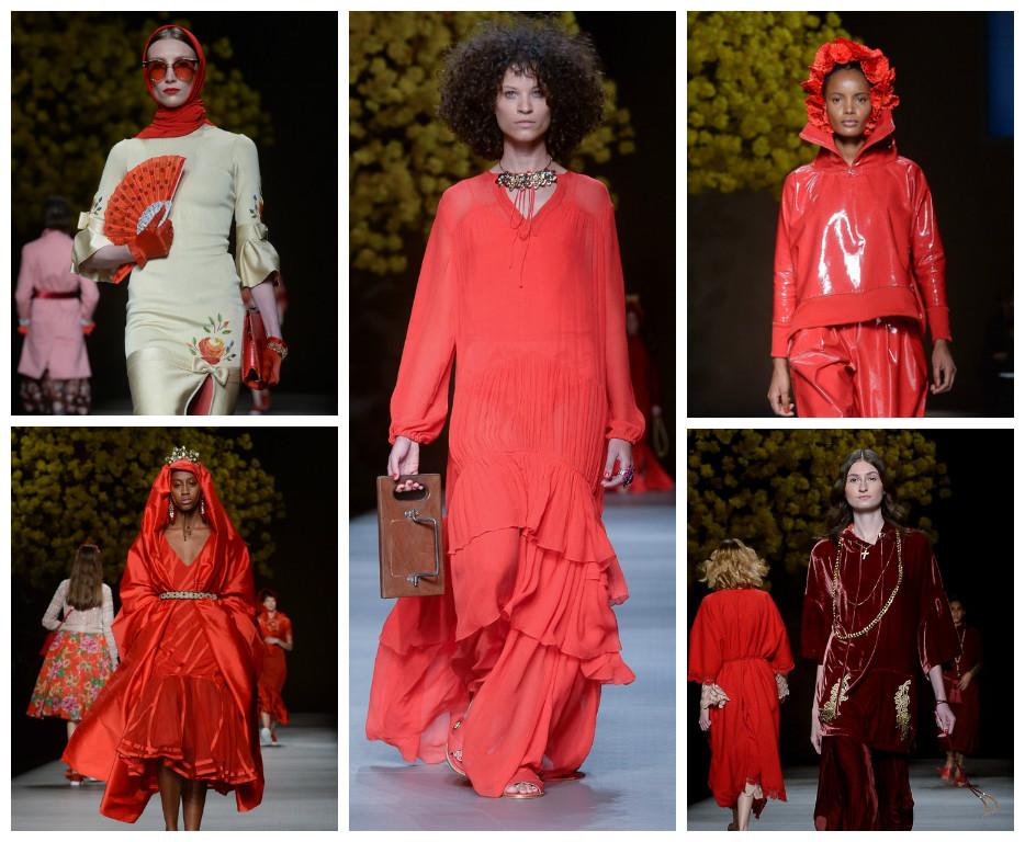 Desfile: Minas Trend propõe inverno vermelho